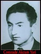 Comrade Akram Yari