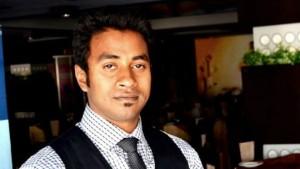 নিরীশ্বরবাদী ব্লগার নাজিমুদ্দিন সামাদ