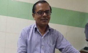 নারায়ণগঞ্জে ধর্মবাদী লাঞ্চনার শিকার শিক্ষক শ্যামল কান্তি ভক্ত