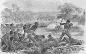 ব্রিটিশ-ঔপনিবেশিক-শাসন-বিরোধী-ঐতিহাসিক-সাঁওতাল-বিদ্রোহ