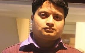 Atheist Blogger Ananta Bijoy Das