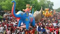 Celebration of the Bengali New Year 1422